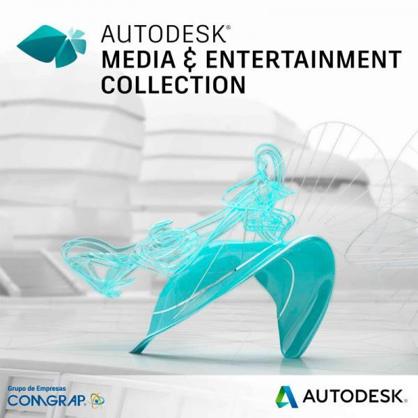 Autodesk Media & Entertainment Collection