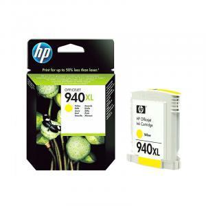 Tinta HP Officejet XL amarillo C4909AL
