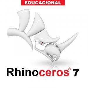 Rhino 7 software para modelado 3d