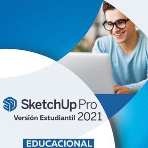 sketchup pro 2021 estudiantes