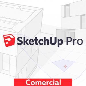 sketchup comercial