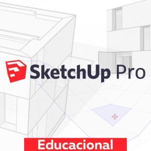 Sketchup pro educacional comgrap