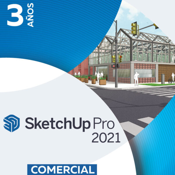 sketchup pro 2021 trianual
