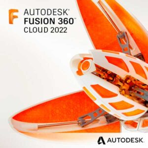 C1ZK1-NS5025-V662-Fusion-360-CLOUD-Commercial-Annual-Subscription
