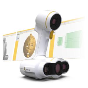escaner 3d peel 3d