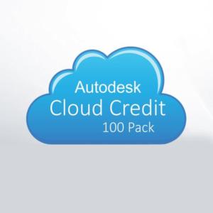Autodesk-cloud-credit-pack-100