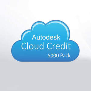 Autodesk-cloud-credit-pack-5000
