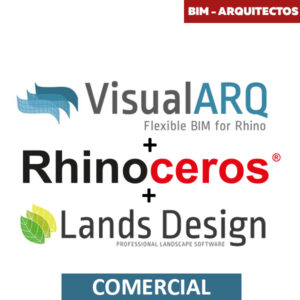 Rhino-+-VisualARQ-+-Lands-Design-–-licencia-perpetua-comercial